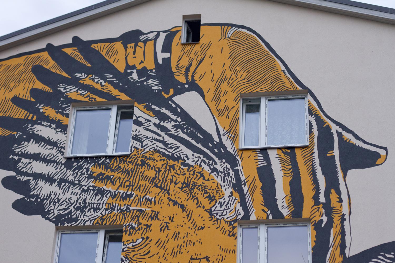 Naine tuviga / Pepleri 10, Tartu
