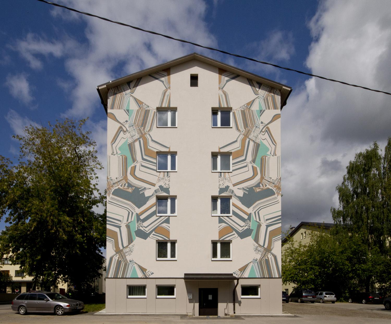Maastik / Pepleri 12, Tartu