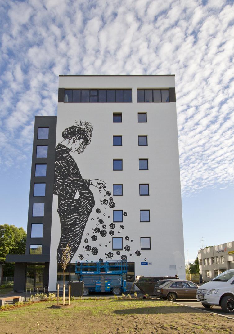 Poiss sigaretiga / Liimi 1b, Tallinn